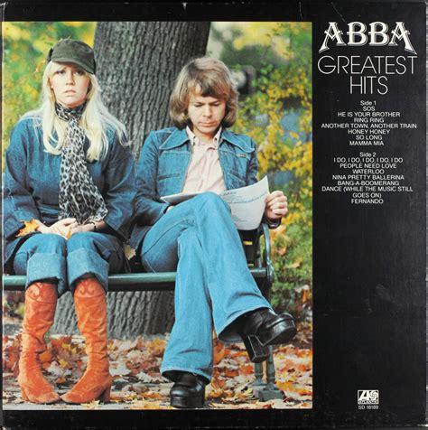 Random Vinyl: ABBA - Greatest Hits (1976 U.S.) | The Current