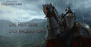 Dragon Age Inquisition Alle Reittiere Pferde Hirsche