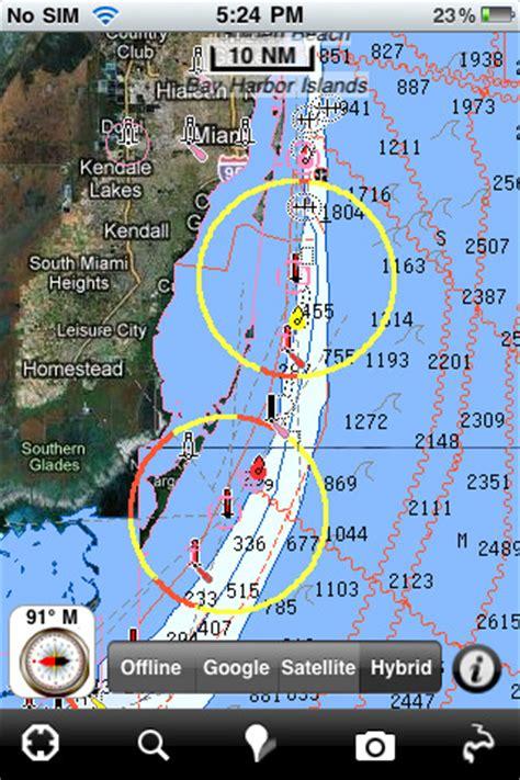 Boat Us App Not Working by Marine Florida Gps Map Navigator Navigation Lake Maps