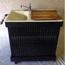 25+ Best Ideas About Portable Sink On Pinterest  Unit