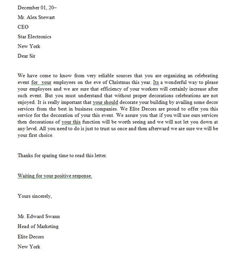 sample service letter  sample letters