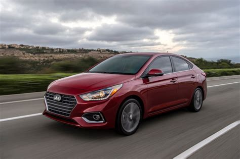 hyundai accent review ratings specs prices