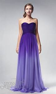 463 best elegant casual dresses images on pinterest With purple ombre wedding dress