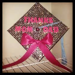 Bling Graduation Cap Decorations
