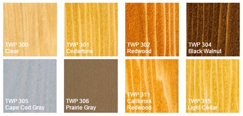 twp stain colors twp 300 series deck and furniture stain gallon premier