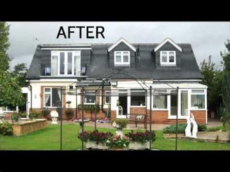 pitched dormer bungalow loft conversion  birmingham youtube