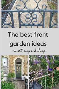 The best front garden ideas - smart, easy and cheap - The