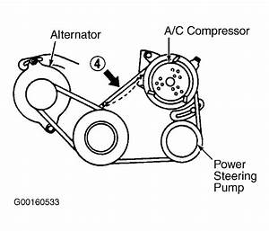 1990 Mazda 626 Serpentine Belt Routing And Timing Belt