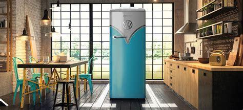 kühlschrank vw einfach cool gorenje zeigt retro k 252 hlschrank im vw t1 bulli design klassik vau max das