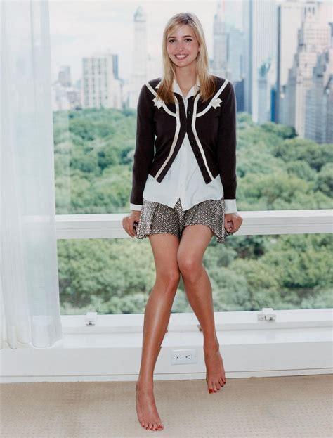Janin Zimmermann Feet Collection Ivanka Trump Feet