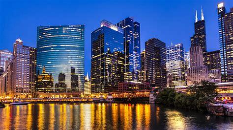 hd chicago skyline wallpapers pixelstalk net