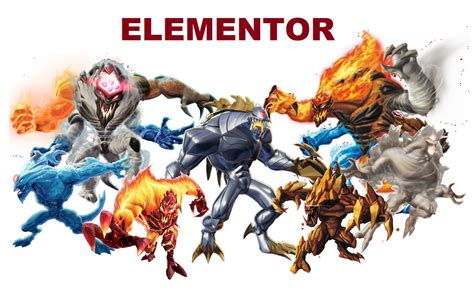 Gli Elementor Of Max Steel Favourites By Luna1071996 On