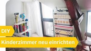 Kleine Kinderzimmer Gestalten : kinderzimmer neu gestalten kleine ver nderungen gro e wirkung youtube ~ Sanjose-hotels-ca.com Haus und Dekorationen