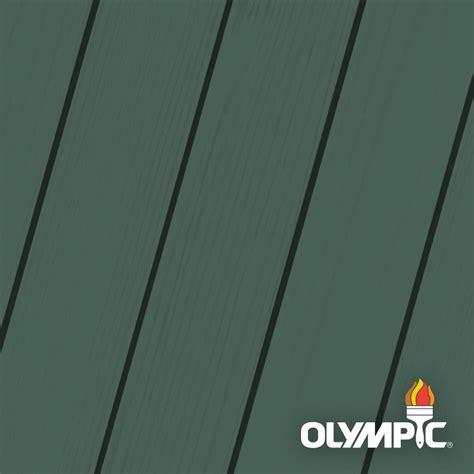 olympic maximum  gal dark green velvet solid color
