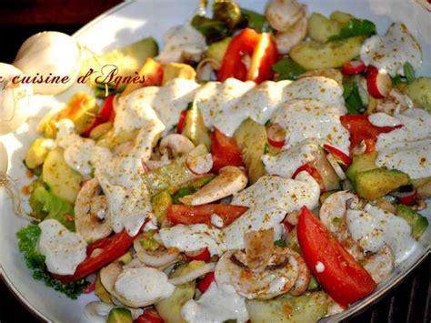 la cuisine d et recettes de salade compose