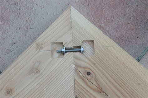 arbeitsplatten verbinden ohne fräsen sandkasten konzept360 cnc woodworking furniture