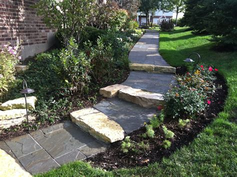 walkway landscape design brick and natural stone paver walkways landscape design