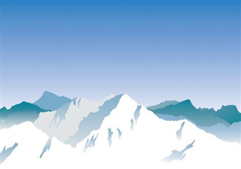 vector mountains  vector vector