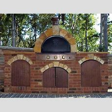 How To Build An Outdoor Pizza Oven  Howtos Diy
