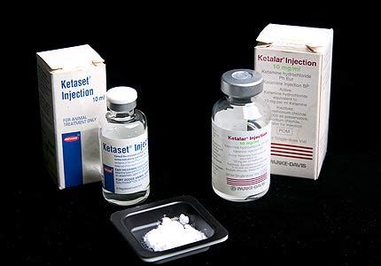 ketamine addiction statistics