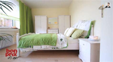 Schlafzimmer Einrichten  Homestyling  Folge 1 #bonprix