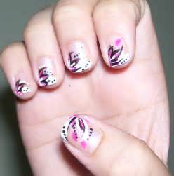 Designs very easy nail art for short nails you the