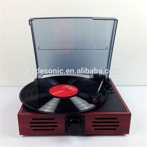 modern jukebox 3 speed stereo turnable speakers gramophone turntable record player for sale