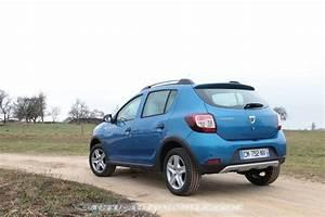 Equipement Dacia Sandero Stepway Prestige : essai dacia sandero stepway 2012 dci 90 bilan photos actu automobile ~ Gottalentnigeria.com Avis de Voitures