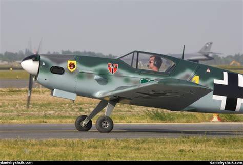 ILA Berlin 2008 - Peak Messerschmitt BF109R Replica