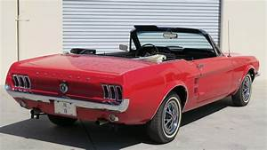 excellent 1967 Ford Mustang Convertible for sale
