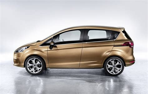 b max carbeast new 2012 ford b max europe concept