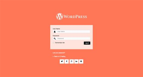 customize  login page   wordpress plugins