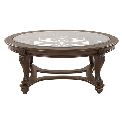 el dorado coffee table norcastle oval coffee table el dorado furniture