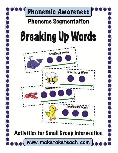 blending words for preschoolers worksheet phoneme segmentation worksheets grass fedjp 913
