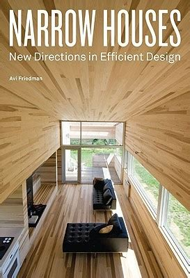 narrow houses  directions  efficient design  avi