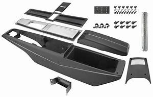 Restoparts 1968 Chevelle Console Kit  4