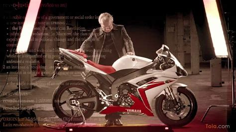 Motorcycle Commercial by Yamaha R1 Quot All Of The Above Quot Tv Ad Motorbike Commercial