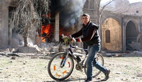 Syrie: Alep, symbole de l'impuissance de la communauté ...
