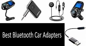 Top 5 Best Bluetooth Car Adapters