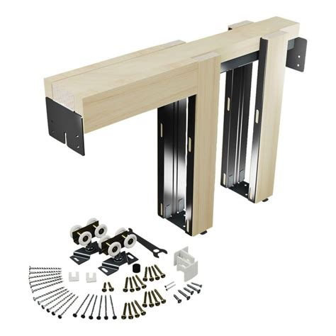 pocket door hardware kit prime line grade pocket door in box kit 164553