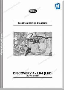 Land Rover Discovery 4 User Wiring Diagram
