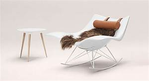 Modern Rocking Chair For The Living Room BlogBeen