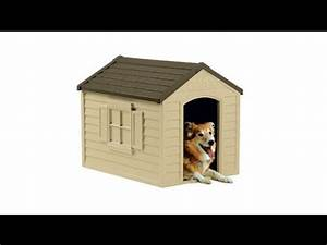 suncast dog house instruction video dh250 youtube With suncast dh250 dog house