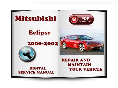 hayes car manuals 2000 mitsubishi eclipse free book repair manuals mitsubishi eclipse 2000 2002 service repair manual download manua