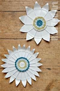 Weaving Paper Plate Activity for Kids