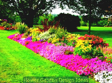 flower garden ideas beginners for backyard goodhomez