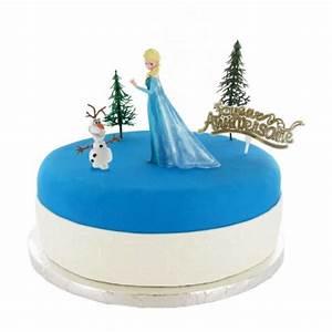 Decor Gateau Anniversaire : decoration gateau la reine des neiges ~ Melissatoandfro.com Idées de Décoration