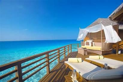 Water Honeymoon Bungalow Baros Maldives Destinations Bungalows