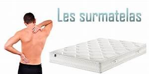 Matelas Pour Le Dos : fini le mal de dos avec le surmatelas ~ Premium-room.com Idées de Décoration