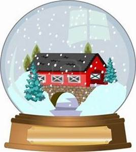 1000 images about Winter Snow Globe Illustrations on